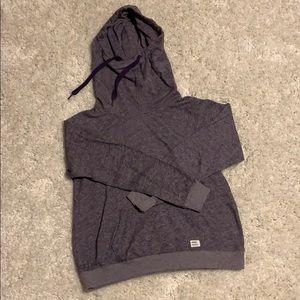 Garage High Neck Sweatshirt